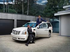 DJ Antoine gets Cadillac Escalade Hybrid from Tom Anliker 2