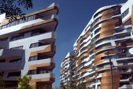 CITY LIF_residenze Hadid