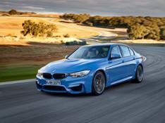 La nuova BMW M3 Berlina e la nuova BMW M4 Coupe