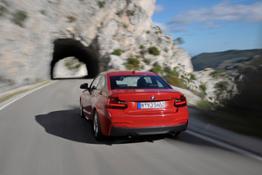 La BMW Serie 2 Coupe