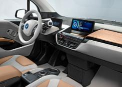 La BMW i3