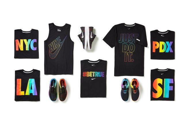 brand new f12b7 06995 Nike  BETRUE Collection Celebrates the Pursuit of Sport for All Athletes