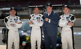 Dempsey Racing and JC Biver