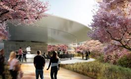 external 5 © Foster + Partners, ARUP, Kier + Wright, OLIN, Apple