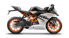 08 Supersport RC 390