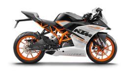 08 Supersport RC 390