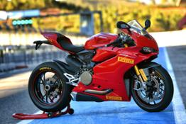 DIABLO SUPERCORSA SP OE OF 1299 PANIGALE AND PANIGALE R