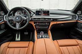 Photos - BMW X6 M - Interior