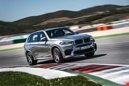 Photos - The new BMW X5 M