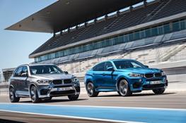 Photos - BMW X5 M and BMW X6 M