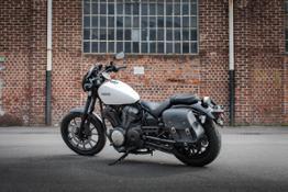 Yamaha XV950 con kit 'Custom'