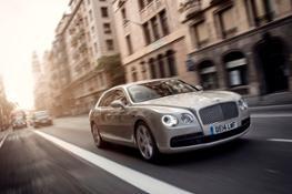 Bentley Flying Spur is Telegraph's Best Luxury Car 2015