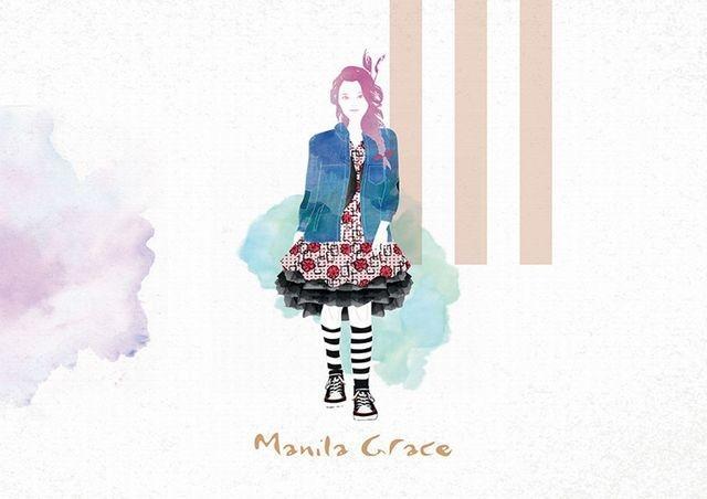 4dd37d7e3 Manila Grace presents its Girl Line with a Fashion Show   Pitti Bimbo 81