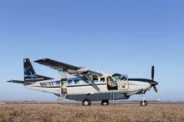 Cessna Grand Caravan EX special mission demonstrator makes
