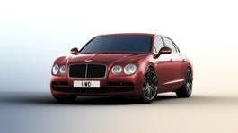New Bentley Flying Spur Beluga
