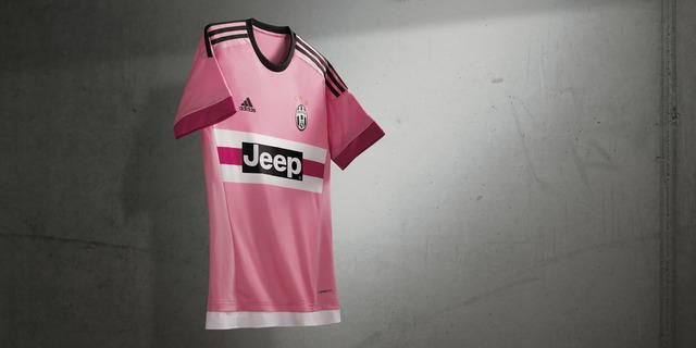 4f9d36706 Adidas and Juventus have first and second jersey of season 2015 16