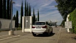 Banca Immagini - BMW Serie 5 GT con propulsore a pila a combustibile a idrogeneo