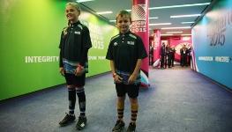 SA v NZ pre match