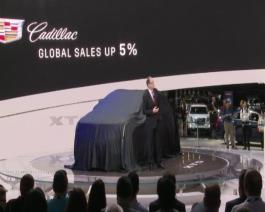 Cadillac Press Conference
