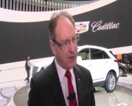 Johan de Nysschen - Cadillac President