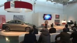 Presentazione stampa nuova Fiat Tipo