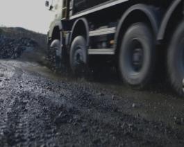 Volvo Trucks - Animation, How Automatic Traction Control works