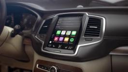 Volvo Cars and Apple CarPlay 2015