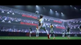 Future Arena ft. Zidane, Xavi, Mertesacker -- adidas Football