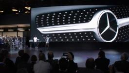 Mercedes-Benz at NAIAS 2016