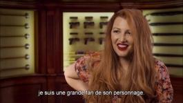 KINGSMAN - Sofia Boutella est GAZELLE