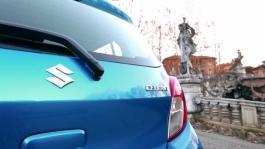 Suzuki Celerio Statiche Esterne
