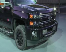2016 Chevrolet Silverado Midnight Edition (Silver) Walk-Around and Interior