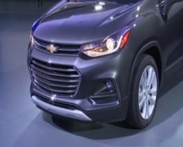 2017 Chevrolet Trax Walk-Around