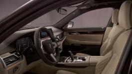 The new BMW M760Li xDrive - Interior