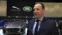 IV Finbar McFall, Global Product Director, Jaguar Land Rover