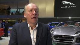 IV Ian Callum, Director of Design, Jaguarrr