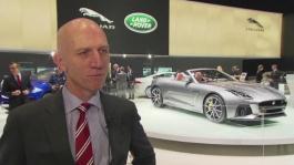 IV John Edwards, Managing Director, Special Vehicle Operations, Jaguar Land Rover