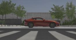 JAGUAR F-TYPE SVR_B-ROLL_FIRESAND_ROAD