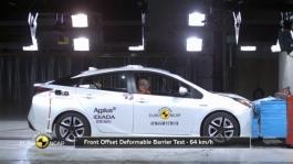 Toyota Prius - Crash Tests 2016