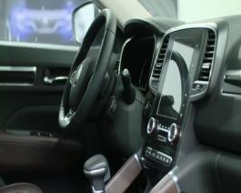 2016 - New Renault KOLEOS - Interior design genesis press B-Roll