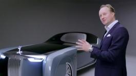 Interview Giles Taylor, Design Director Rolls-Royce Motor Cars incl