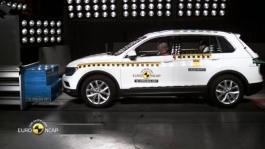 Volkswagen Tiguan - Crash Tests 2016