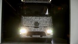 Daimler eTrucks Campus 2016 - Footage