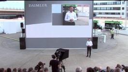 Daimler Trucks Speech Dr. Wolfgang Bernhard