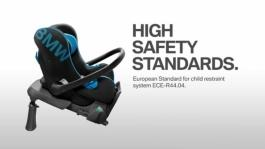 Online clip BMW Baby Seat 0+ with ISOFIX Base