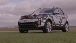 GVs New Land Rover Discovery
