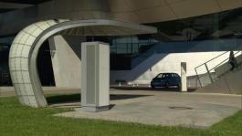 BMW i3 (94Ah). Charging