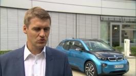 Heinrich Schwackhöfer. Product Manager BMW i3