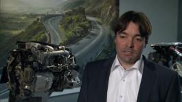 Michael Salmansberger. Head of Diesel Engine Future Innovations