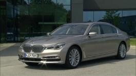 BMW 740Le xDrive iPerformance. Exterieur : Interior Design